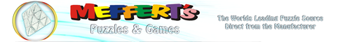 Meffert's Puzzles & Games: The Worlds Leading Puzzle Source