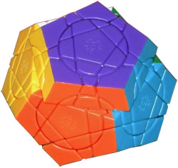 Crazy Megaminx by Mf8 - Jupiter