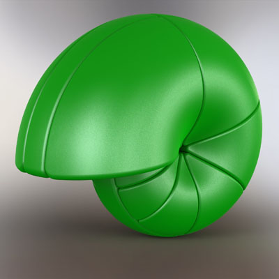 Green Nautilus