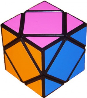 how to solve a skewb cube