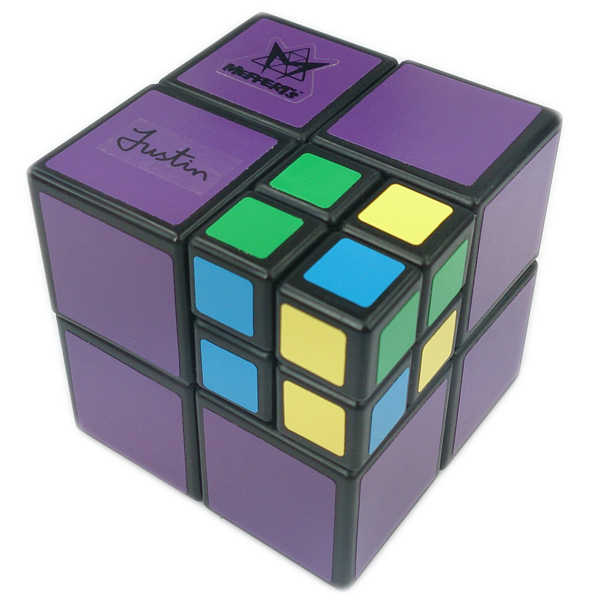how to solve a ghost cube. Black Bedroom Furniture Sets. Home Design Ideas